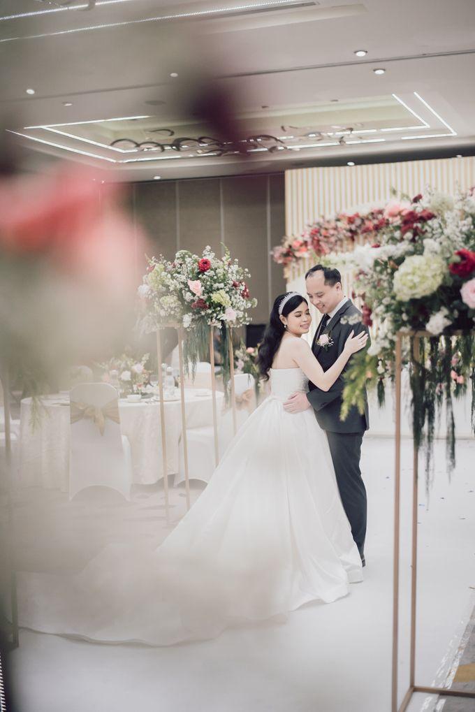 Hendra & Stephanie's Wedding by Cloche Atelier - 013