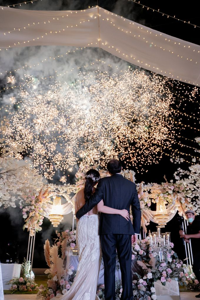 The Wedding of Senjaya & Livia by Bali Wedding Atelier - 040