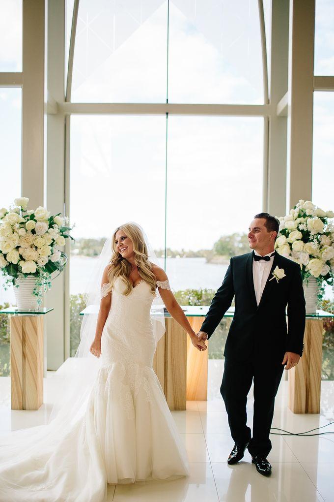 The love story of Bec & Callum - the minimalistic wedding by BWedding Invitations - 018