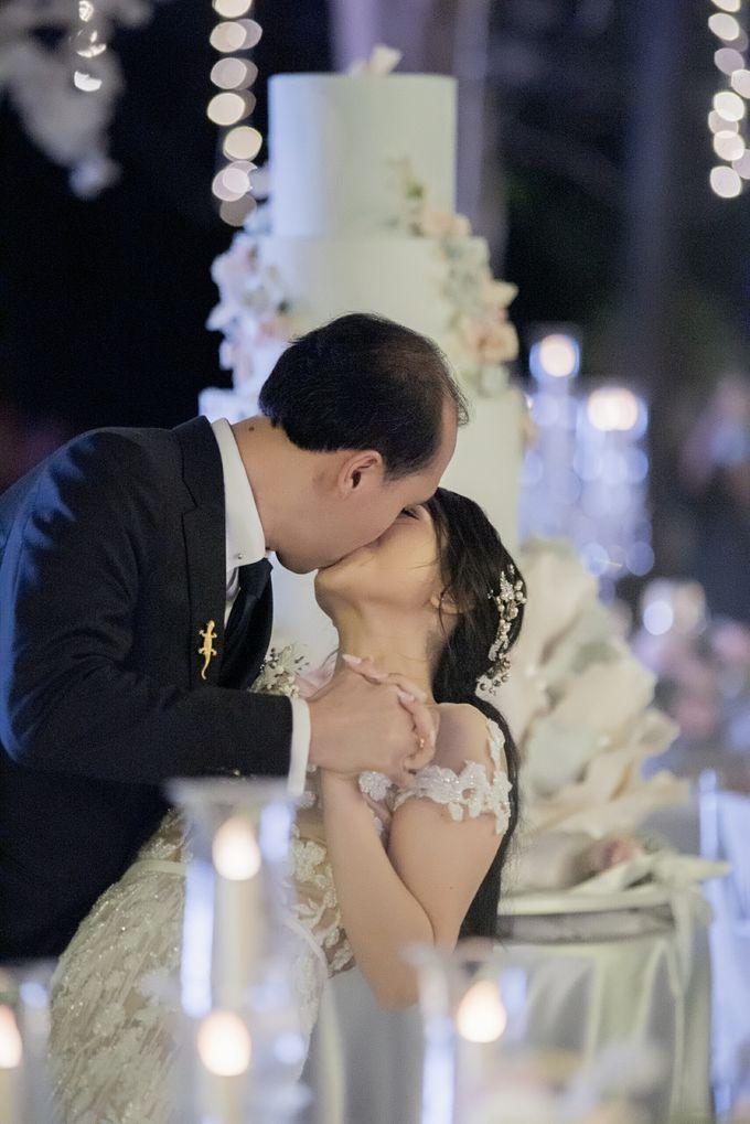 The Wedding of Senjaya & Livia by Bali Wedding Atelier - 039