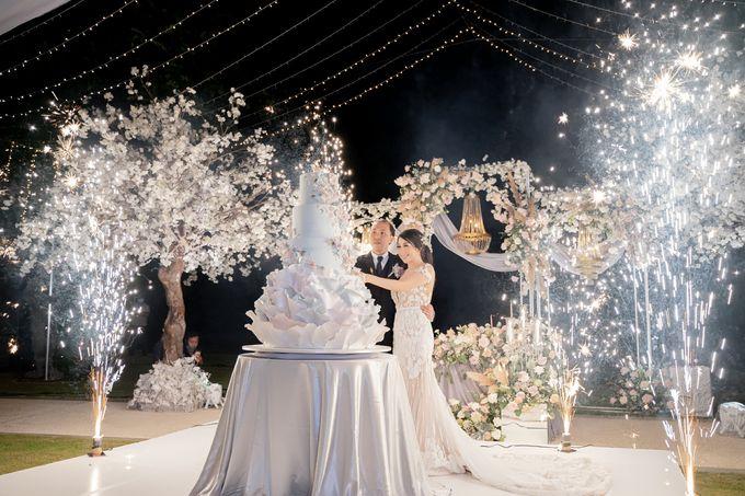 The Wedding of Senjaya & Livia by Bali Wedding Atelier - 042