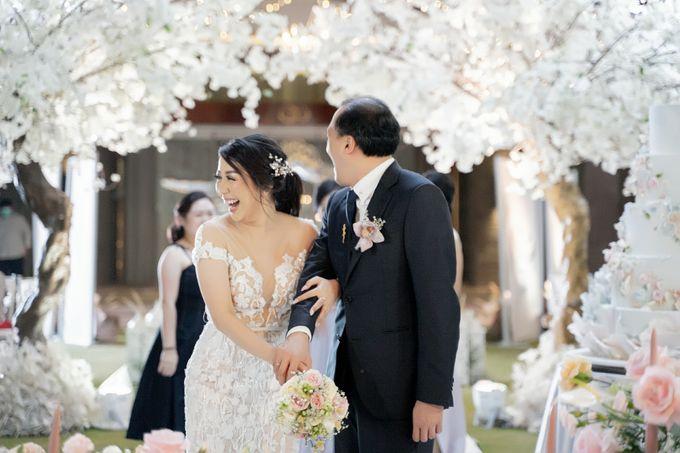 The Wedding of Senjaya & Livia by Bali Wedding Atelier - 043