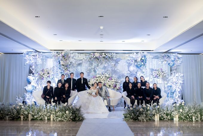 Hyatt - Amandio & Debby Supit by Maestro Wedding Organizer - 045