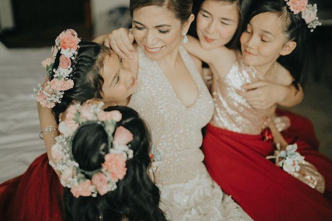 wedding Grace & Raffy by Artem Levy - 036
