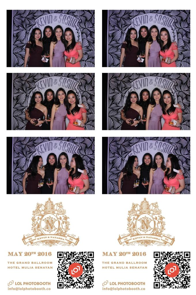 Wedding of Kevin&Sasha by lolphotobooth.co - 007