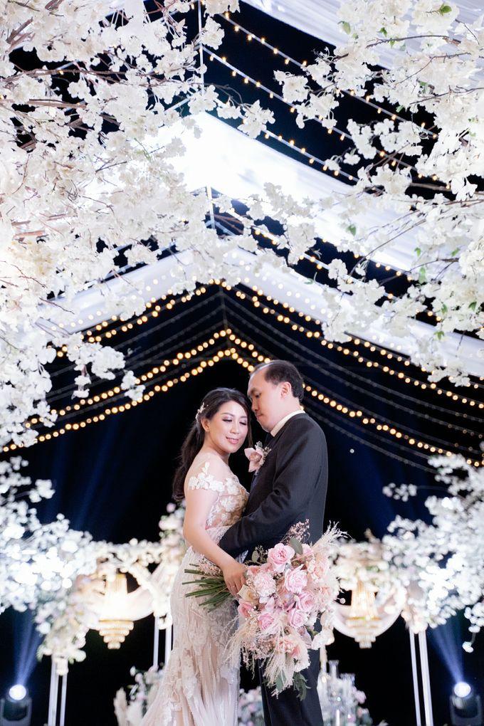 The Wedding of Senjaya & Livia by Bali Wedding Atelier - 046