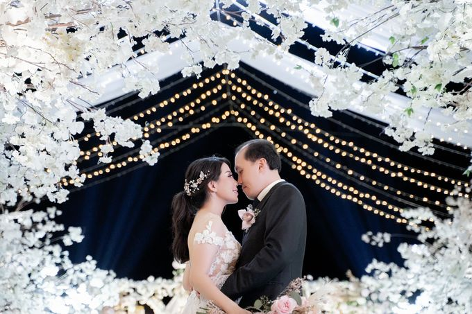 The Wedding of Senjaya & Livia by Bali Wedding Atelier - 047