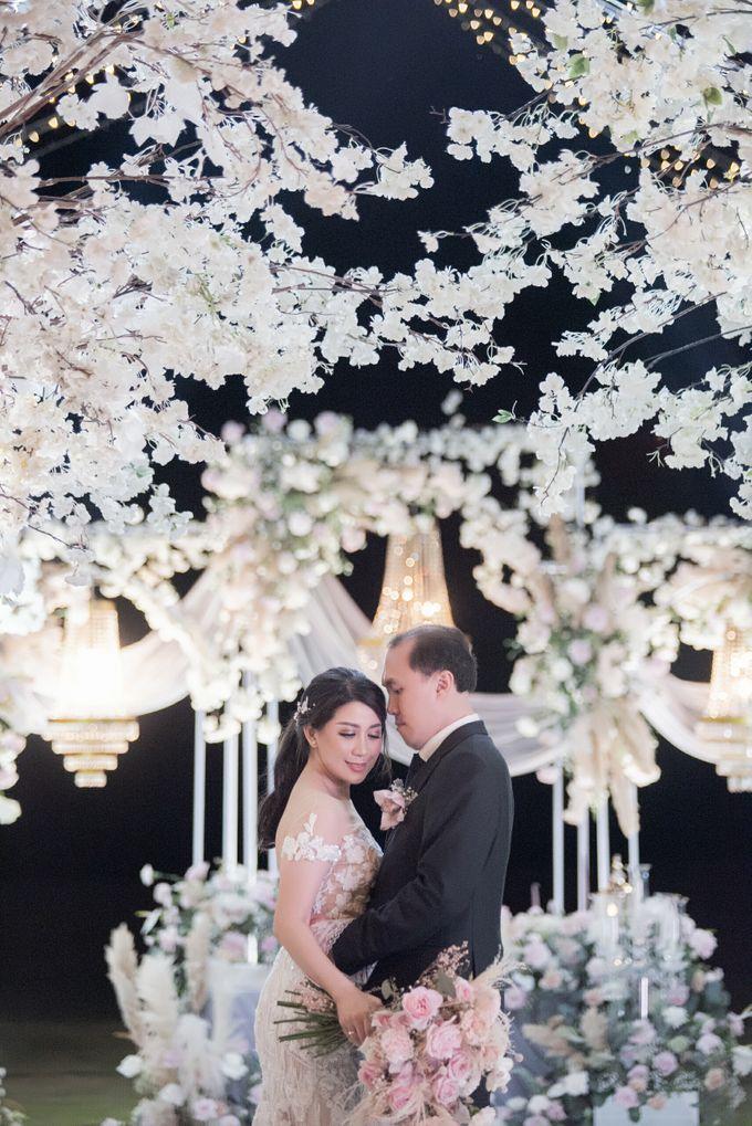 The Wedding of Senjaya & Livia by Bali Wedding Atelier - 048