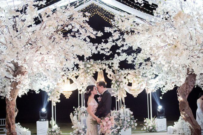 The Wedding of Senjaya & Livia by Bali Wedding Atelier - 049