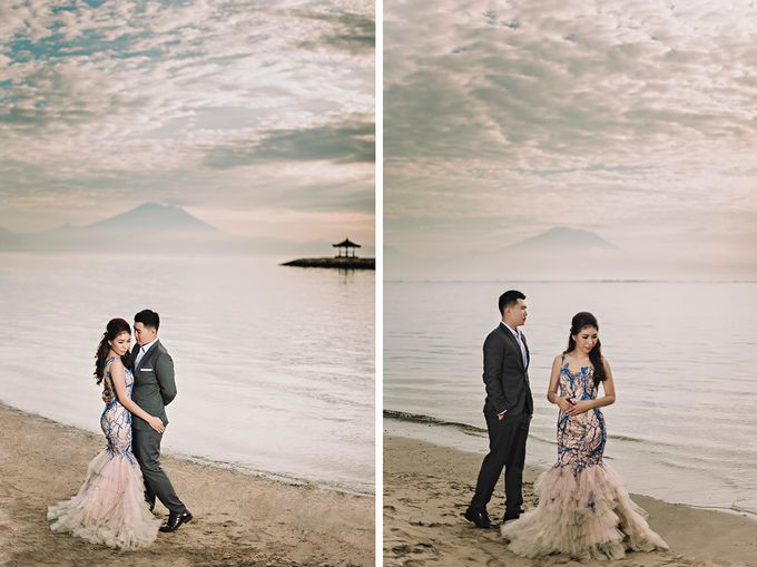 Andy N Elvira Prewedding by Hendra & Andre by Cheese N Click Photography - 003