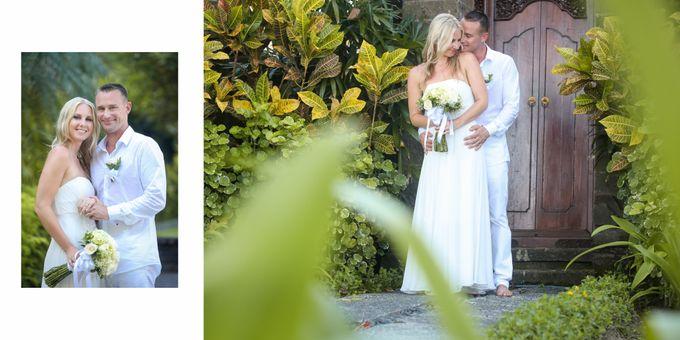Patrick & Kristina Wedding by Meliá Bali Indonesia - 001