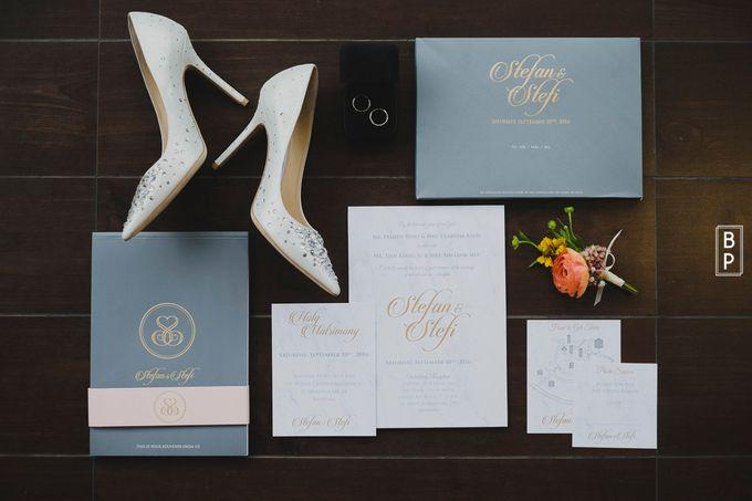Wedding Stefan & Stefi by HandS Organizer - 001