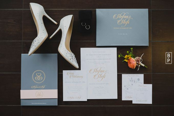 The Wedding of Stefan and Stefi by Fuchsia Decoration - 001