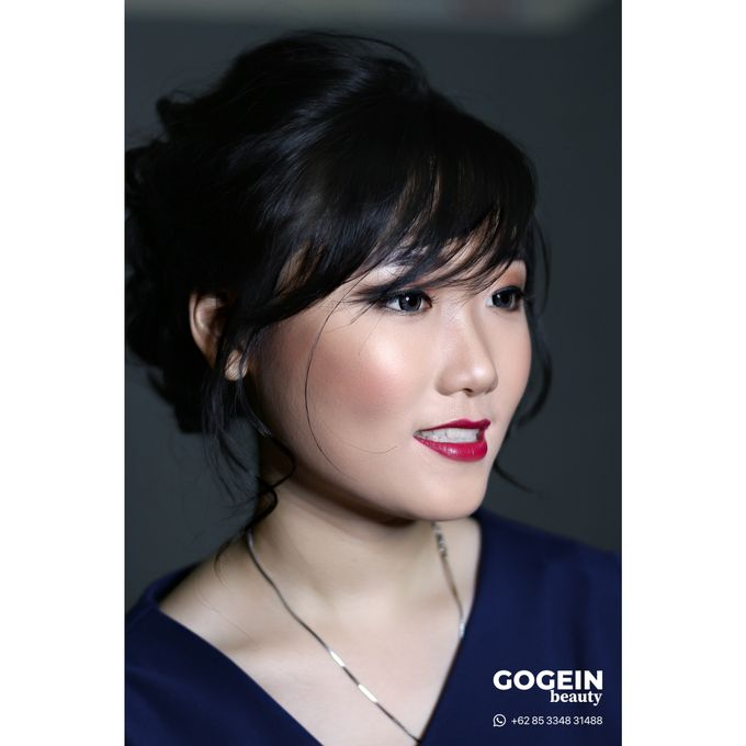 Party Glam Make-Up by Gogein Beauty - 004
