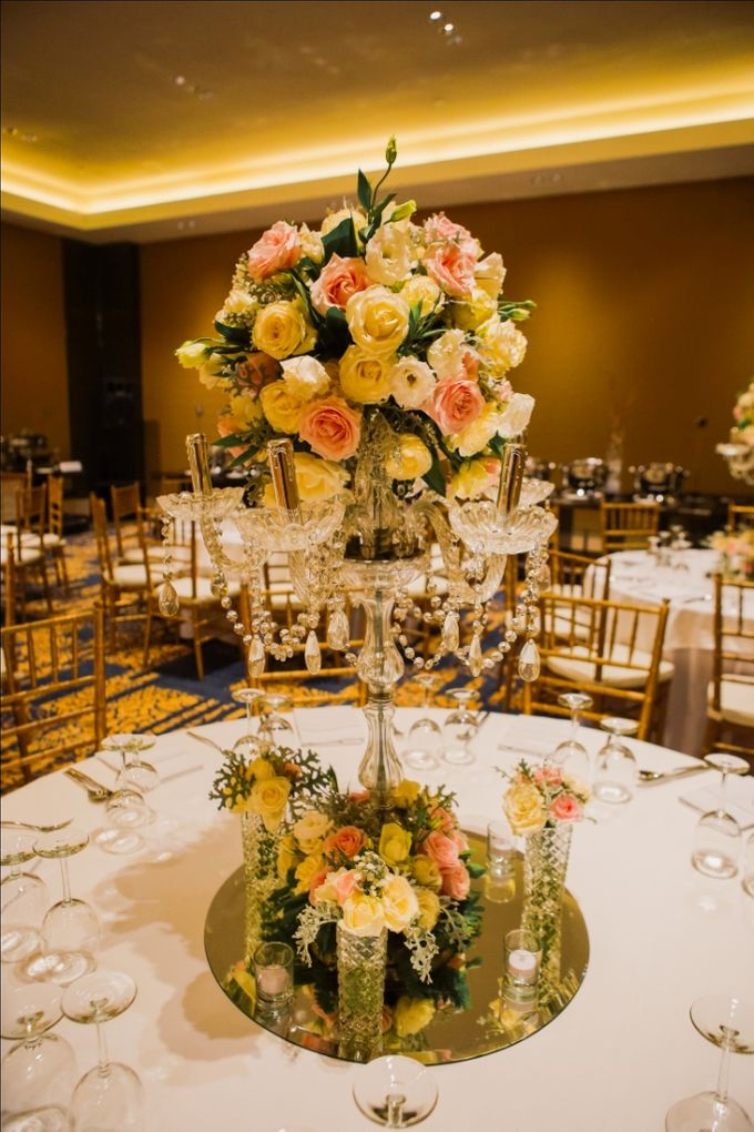 Wedding at Mulia Bali by d'Oasis Florist & Decoration - 002