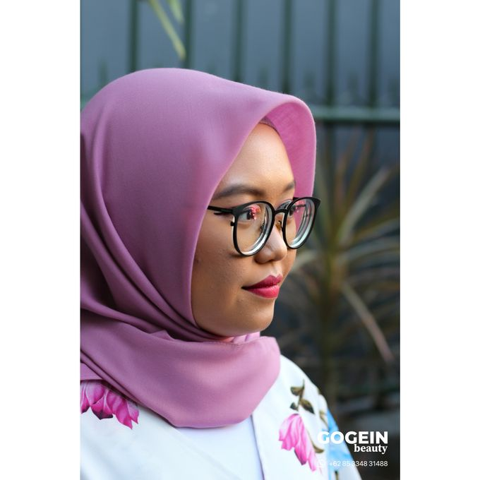 Party Hijab Make-Up by Gogein Beauty - 004