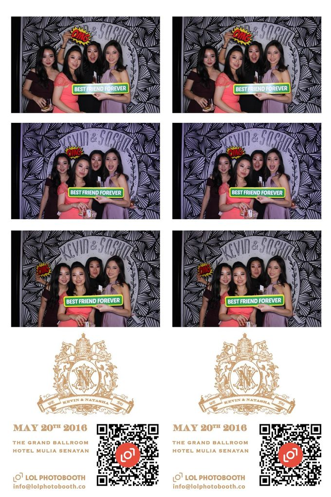 Wedding of Kevin&Sasha by lolphotobooth.co - 008