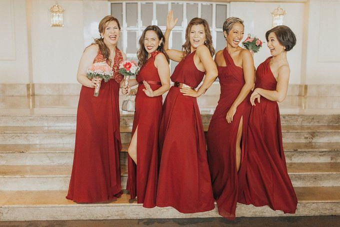 wedding Grace & Raffy by Artem Levy - 042