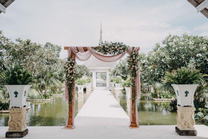 Jessica & Antonio Wedding by Bali Brides Wedding Planner - 002