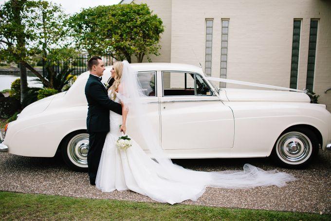 The love story of Bec & Callum - the minimalistic wedding by BWedding Invitations - 022