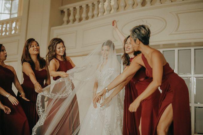 wedding Grace & Raffy by Artem Levy - 046