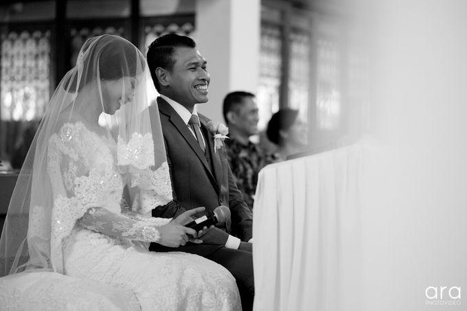 Holy Mantrimony Valen & Maria by CARI WEDDING ORGANIZER - 002