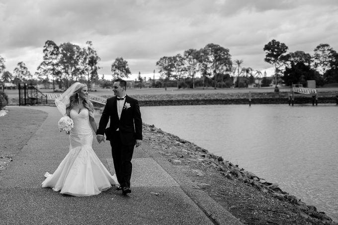 The love story of Bec & Callum - the minimalistic wedding by BWedding Invitations - 024