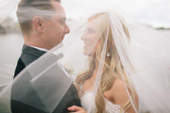 The love story of Bec & Callum - the minimalistic wedding by BWedding Invitations - 025