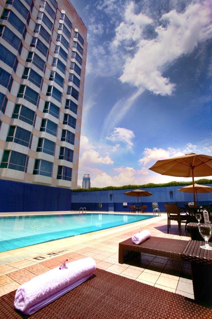 Hotel Rooms by Millennium Hotel Sirih Jakarta - 016