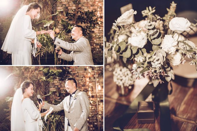 Pineo & Rachel Outdoor Casual Wedding Party at Ubud Bali by GoFotoVideo - 004