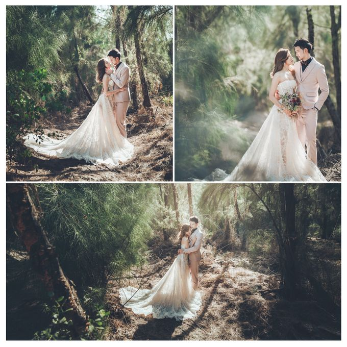 Wiliam & Sarah Romantic Memonts Prewedding by GoFotoVideo - 005