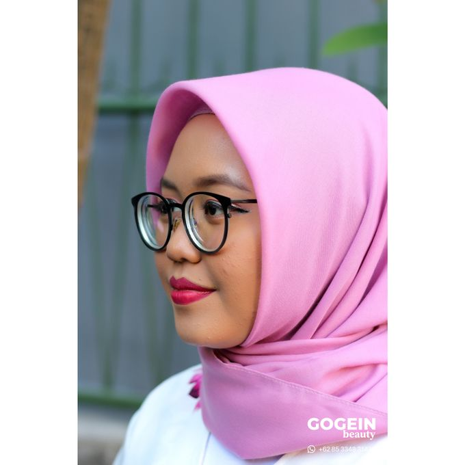 Party Hijab Make-Up by Gogein Beauty - 005
