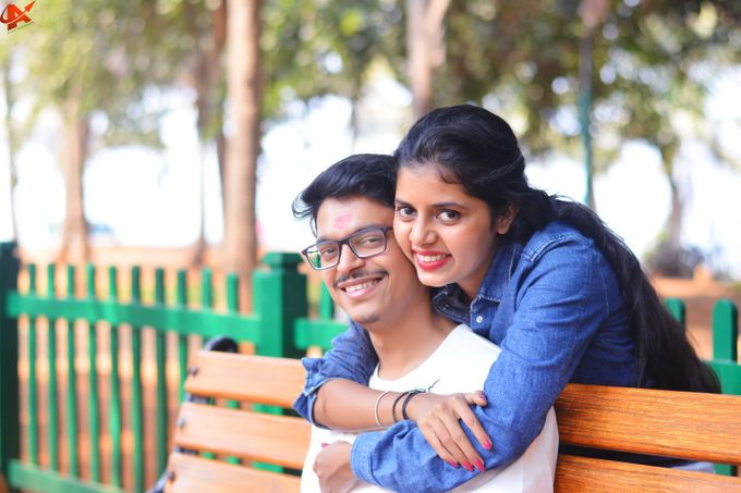 Anuj X Bhakti Pre Wedding Shoot by Arrow Multimedia - 017
