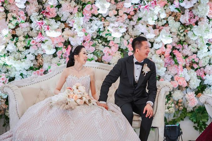 Wedding of Fendi & Olivia - 15.12.19 by The Ritz-Carlton Jakarta, Mega Kuningan - 005
