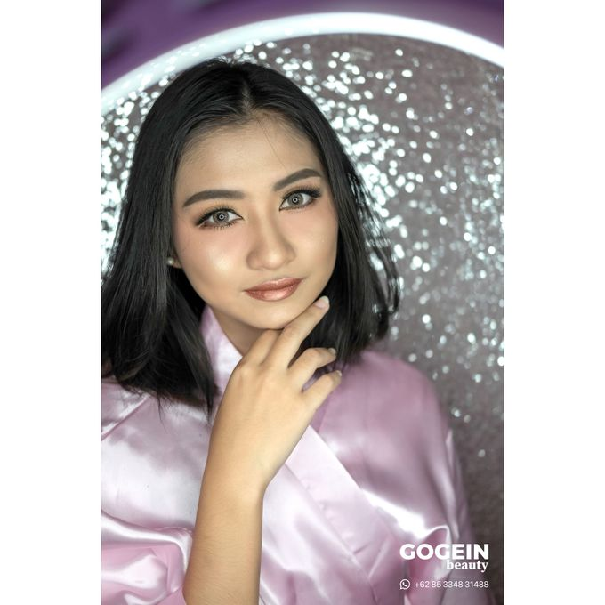 Engagement Make-Up by Gogein Beauty - 005