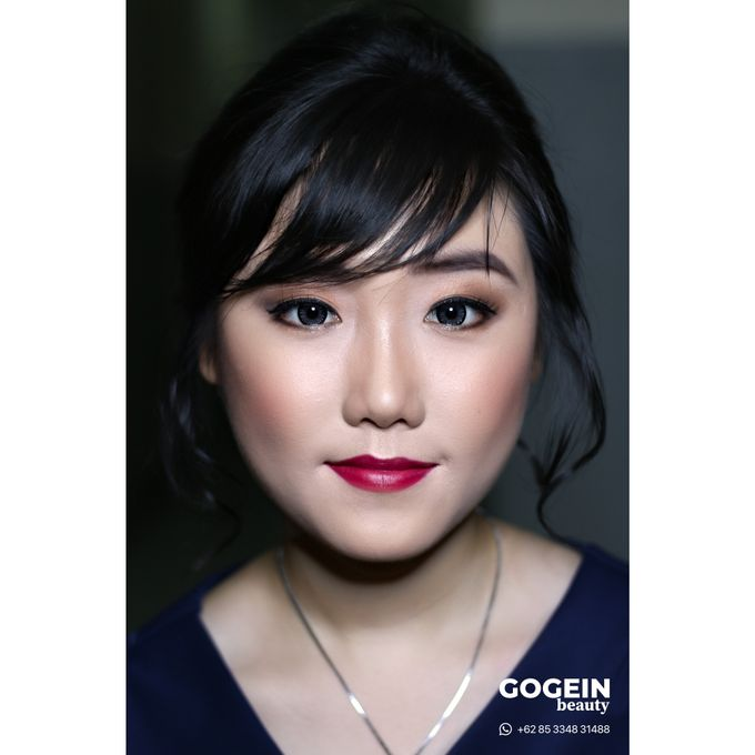 Party Glam Make-Up by Gogein Beauty - 005