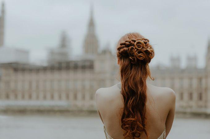 Pre Wedding Shoot in London by Cinzia Bruschini Photography - 006