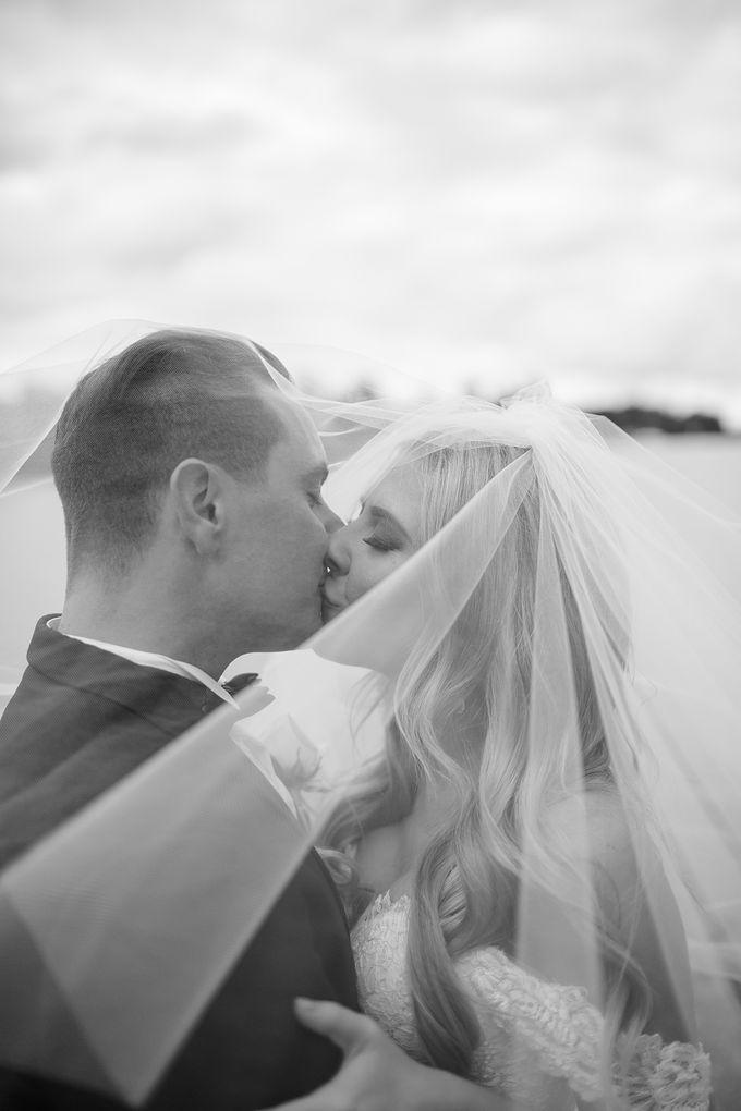 The love story of Bec & Callum - the minimalistic wedding by BWedding Invitations - 026