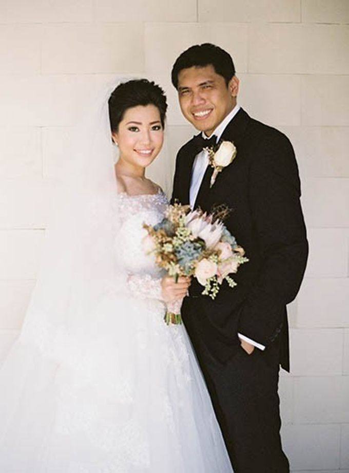 Robin & Indah by Bali Dream Wedding - 003