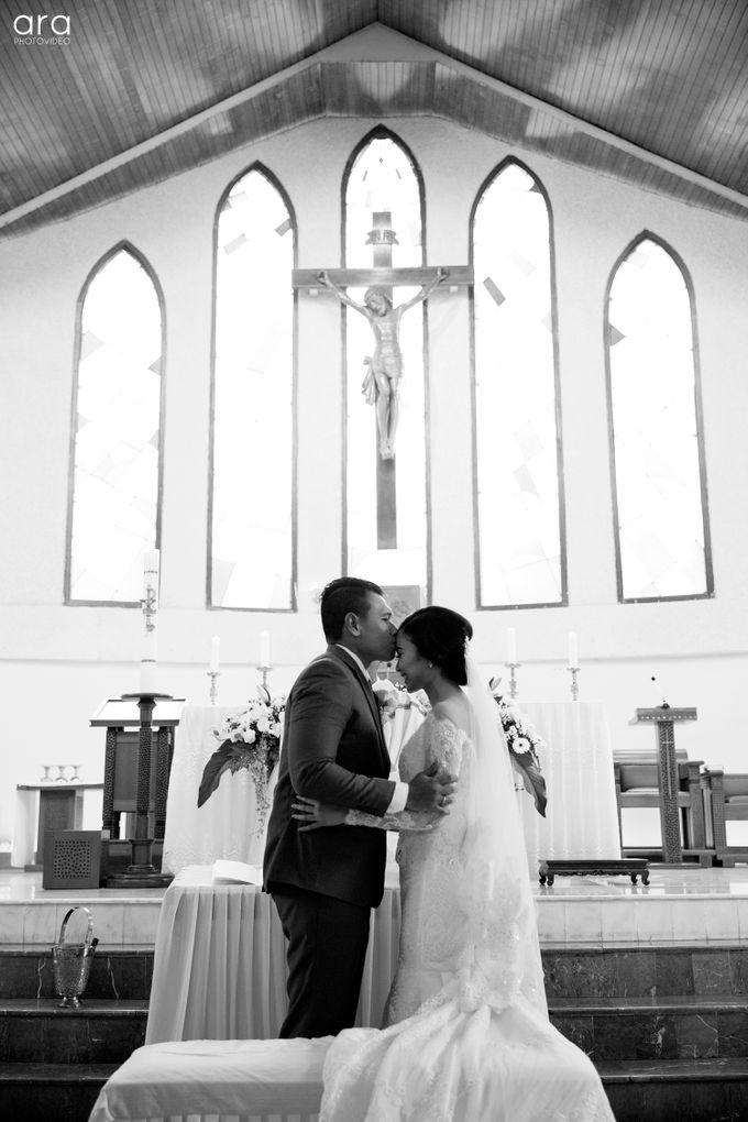 Holy Mantrimony Valen & Maria by CARI WEDDING ORGANIZER - 005