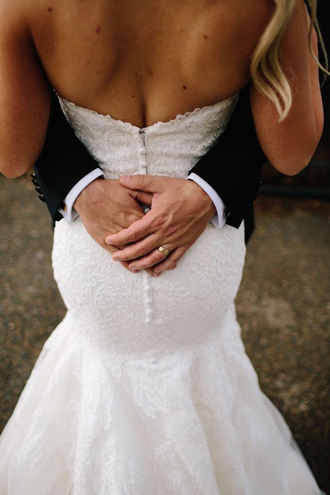 The love story of Bec & Callum - the minimalistic wedding by BWedding Invitations - 034