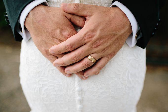 The love story of Bec & Callum - the minimalistic wedding by BWedding Invitations - 035