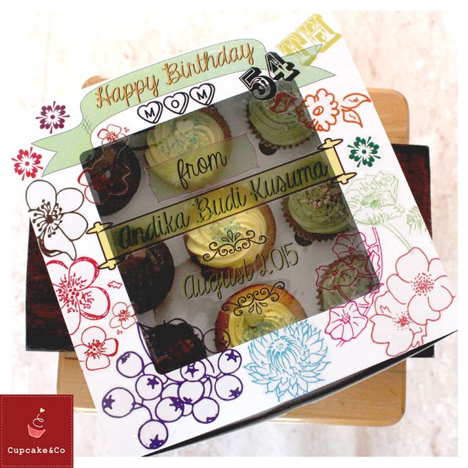 Cupcakes by Cupcake&Co - 010