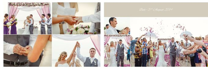 Natalie & Andrew The Wedding by D'studio Photography Bali - 005