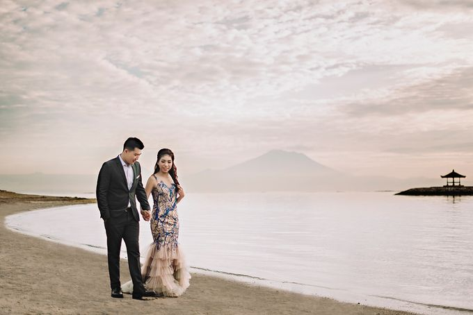 Andy N Elvira Prewedding by Hendra & Andre by Cheese N Click Photography - 004