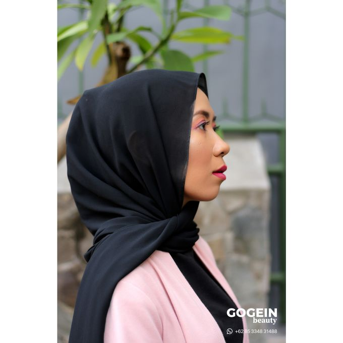 Party Hijab Make-Up by Gogein Beauty - 006