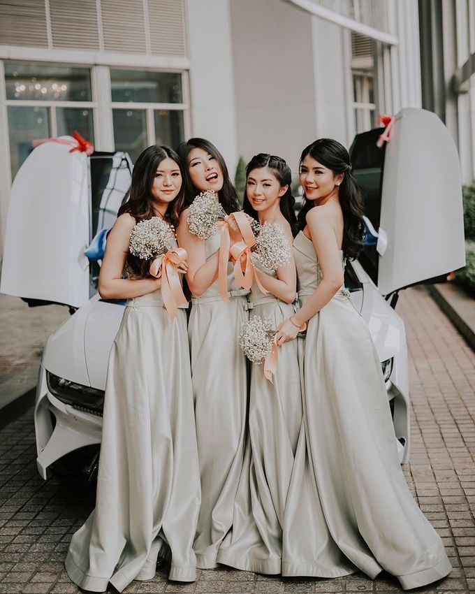 Wedding of Fendi & Olivia - 15.12.19 by The Ritz-Carlton Jakarta, Mega Kuningan - 006
