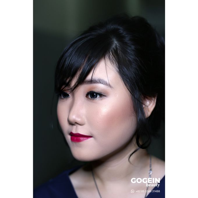Party Glam Make-Up by Gogein Beauty - 006