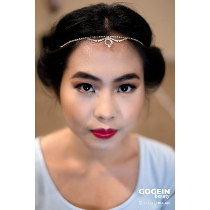 Princess Jasmine-Inspired Make-Up by Gogein Beauty - 006