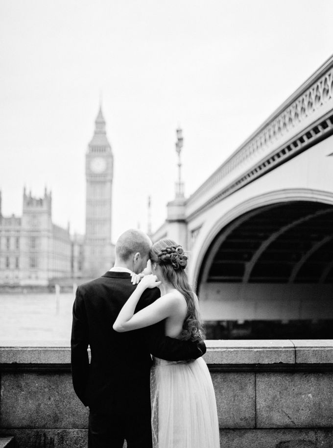 Pre Wedding Shoot in London by Cinzia Bruschini Photography - 012